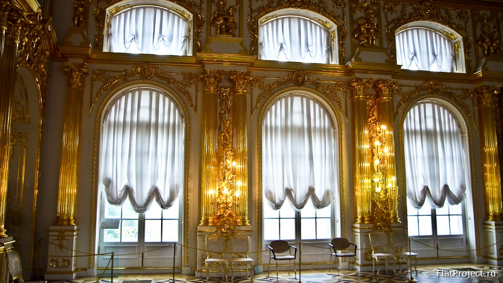The Catherine Palace interiors – photo 290