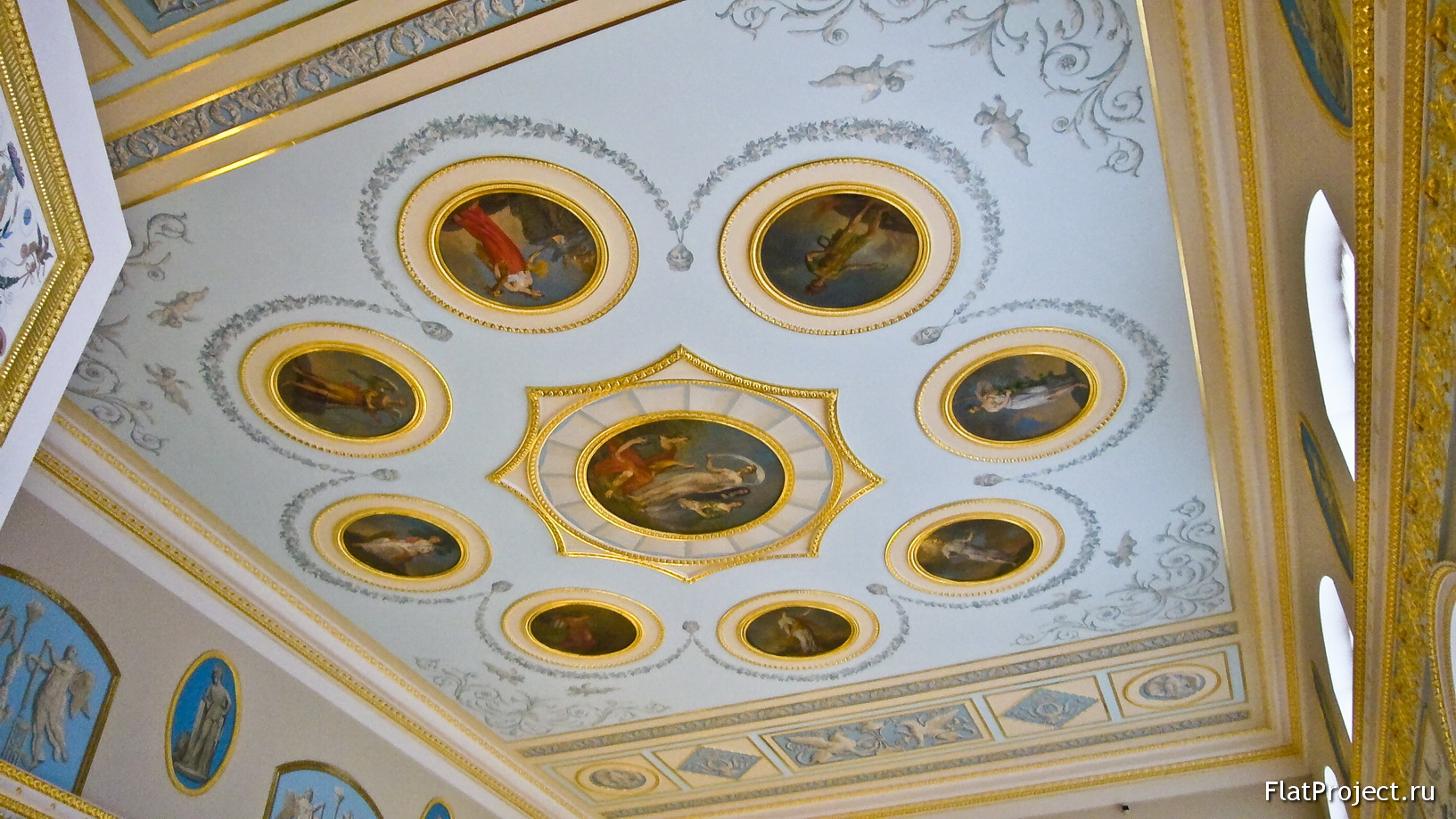 The Catherine Palace interiors – photo 224