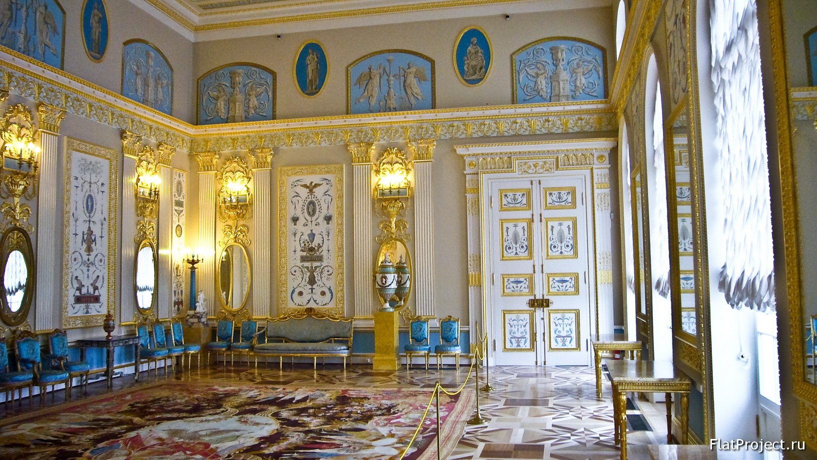 The Catherine Palace interiors – photo 218