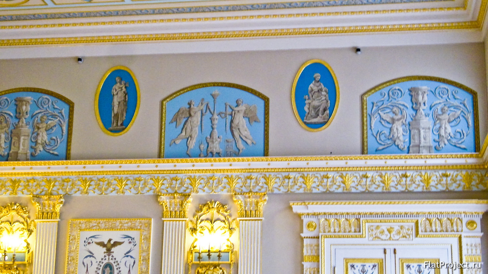 The Catherine Palace interiors – photo 228