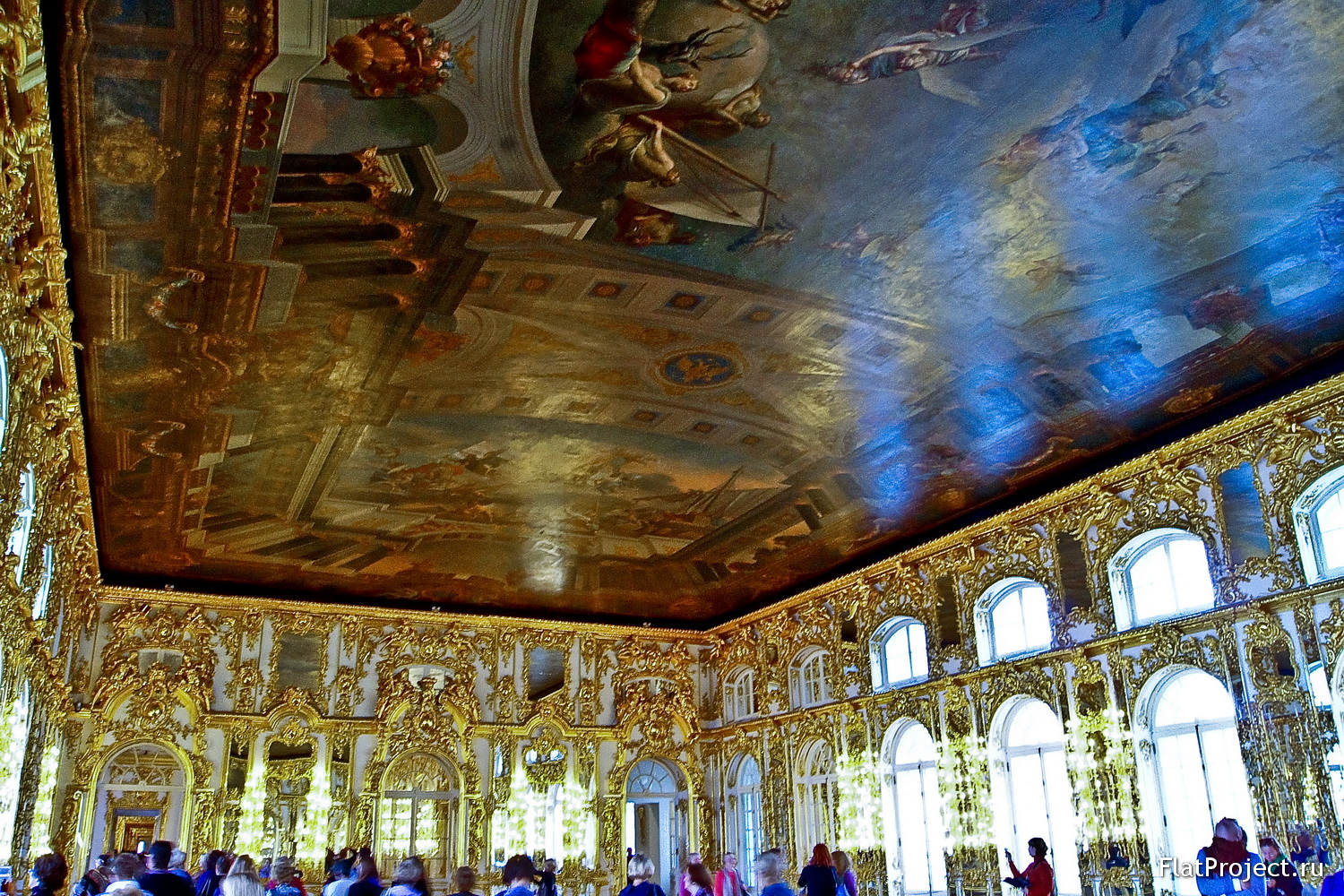 The Catherine Palace interiors – photo 331