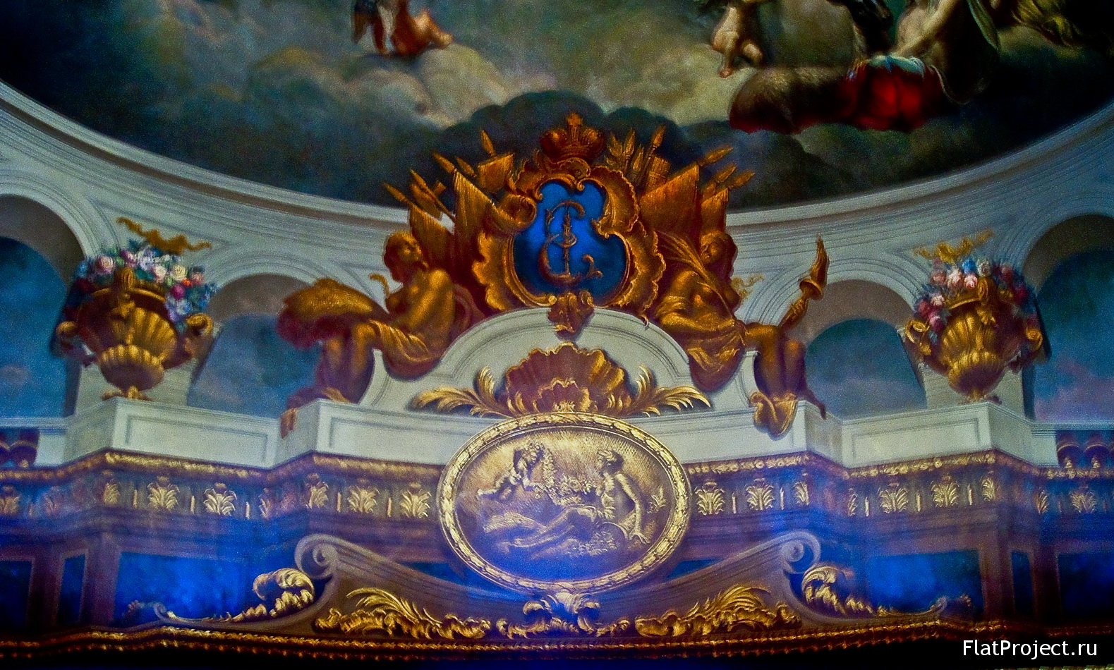 The Catherine Palace interiors – photo 313