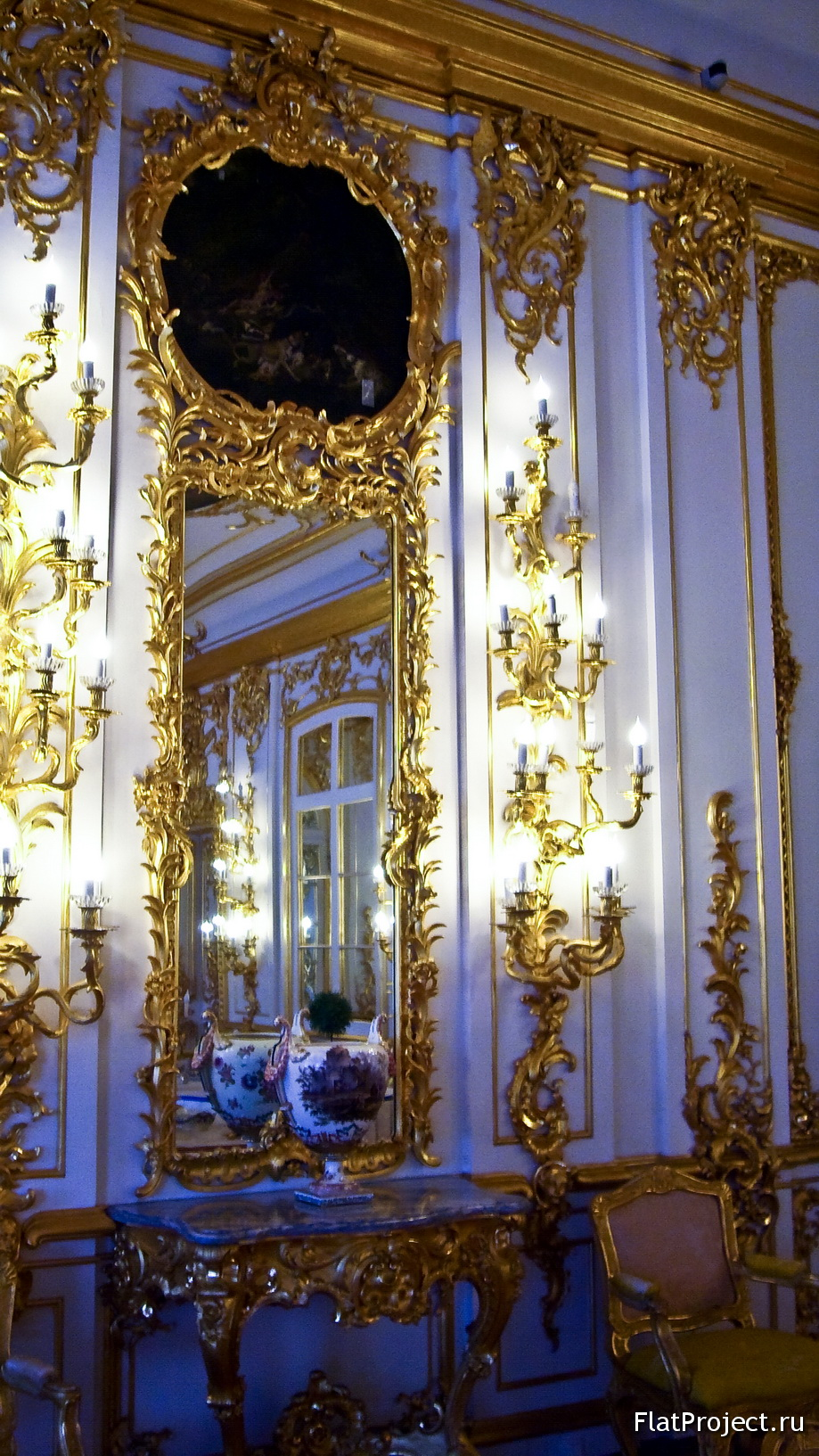 The Catherine Palace interiors – photo 209