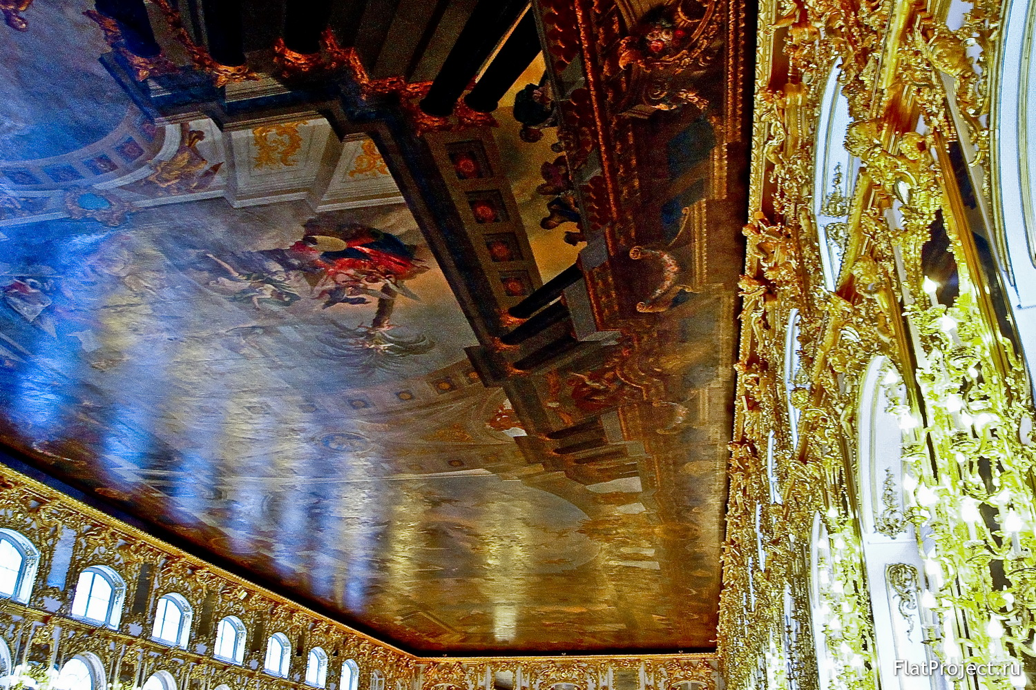 The Catherine Palace interiors – photo 312