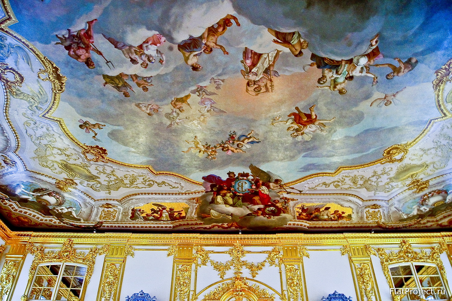 The Catherine Palace interiors – photo 240