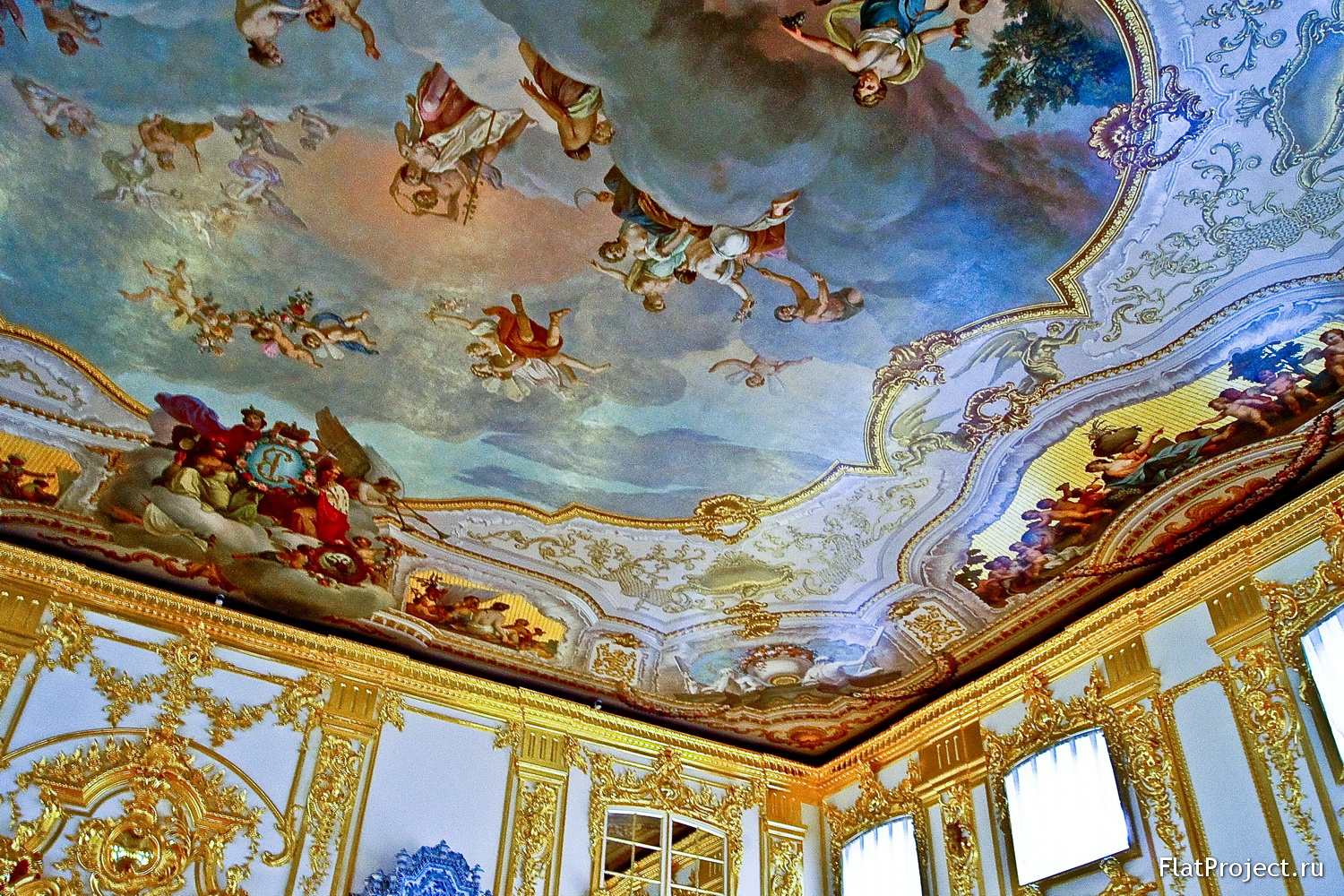 The Catherine Palace interiors – photo 276