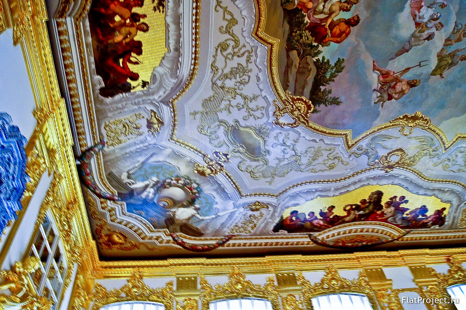 The Catherine Palace interiors – photo 282