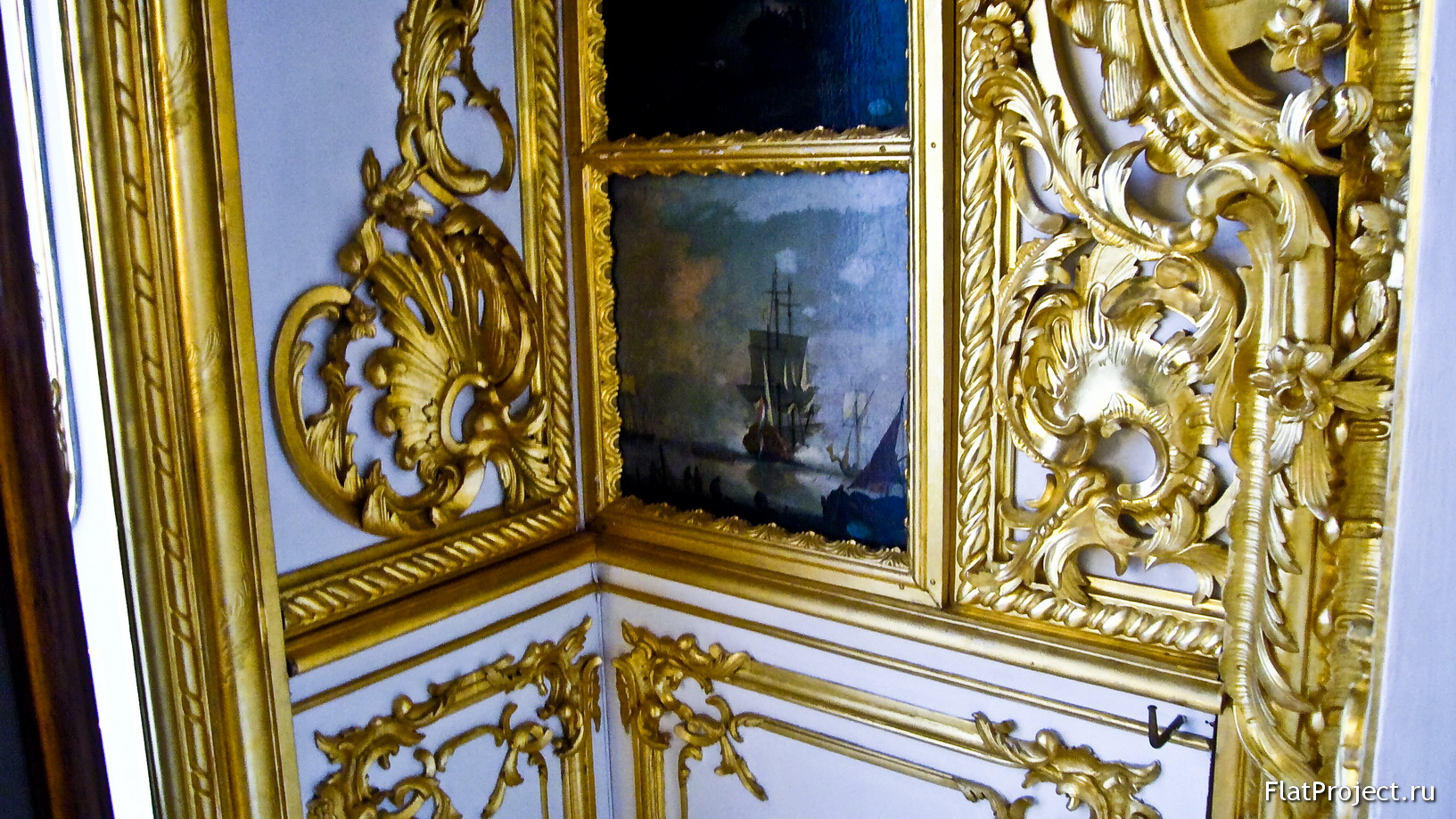 The Catherine Palace interiors – photo 137