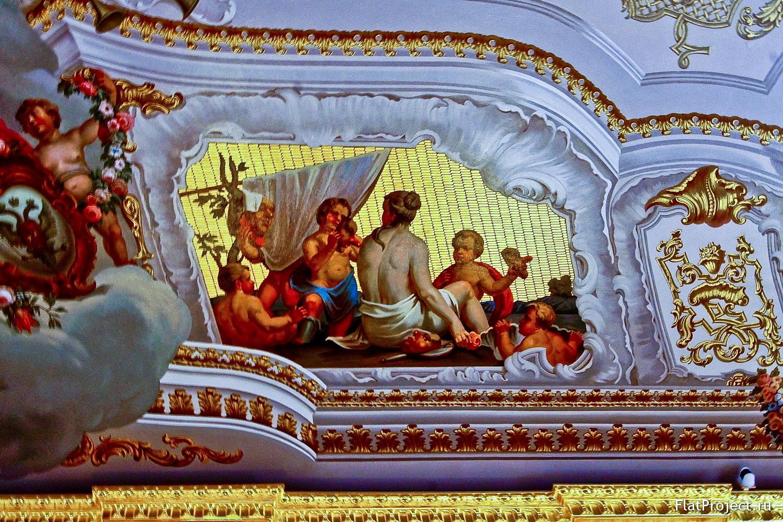 The Catherine Palace interiors – photo 299