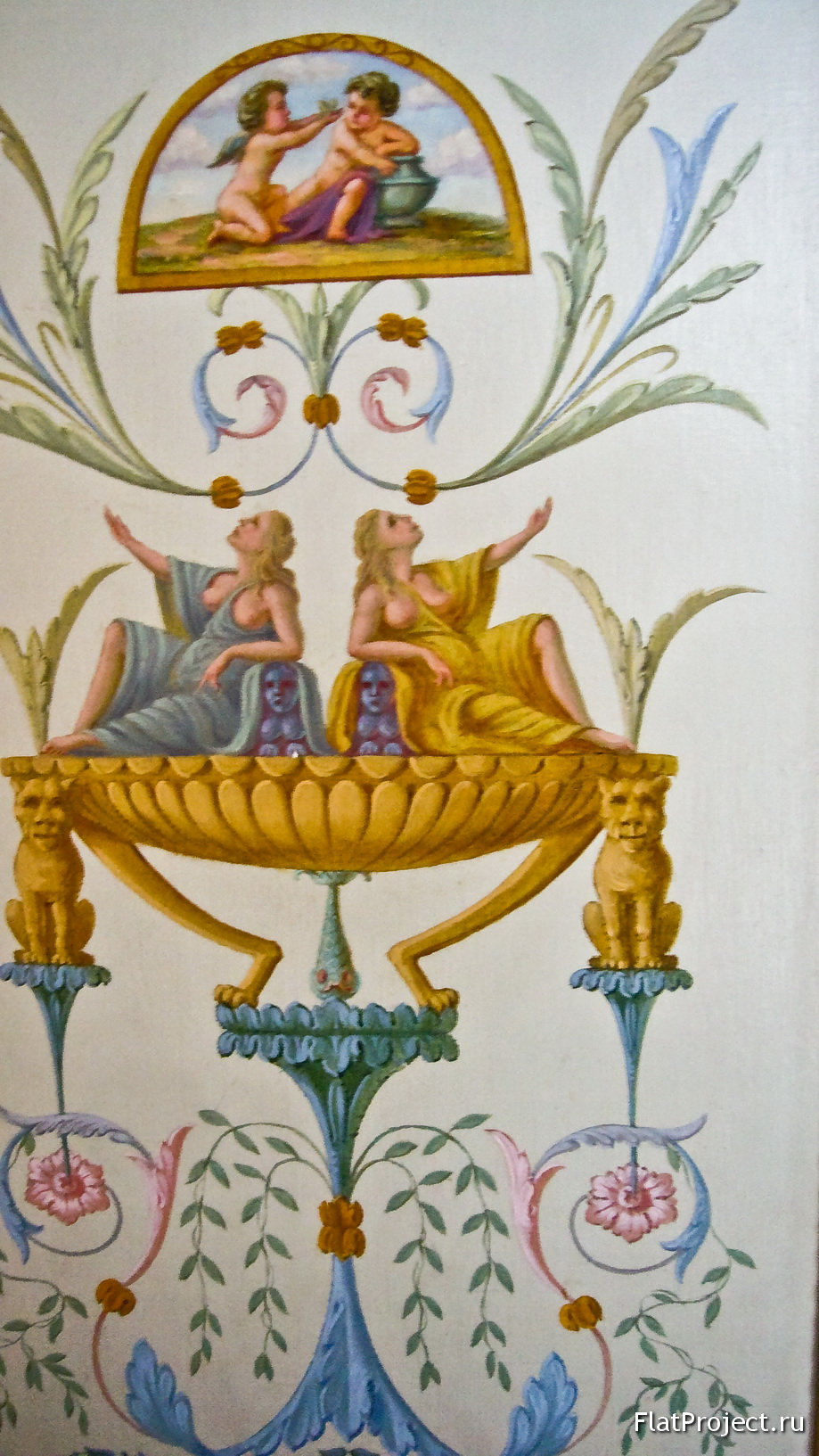 The Catherine Palace interiors – photo 39