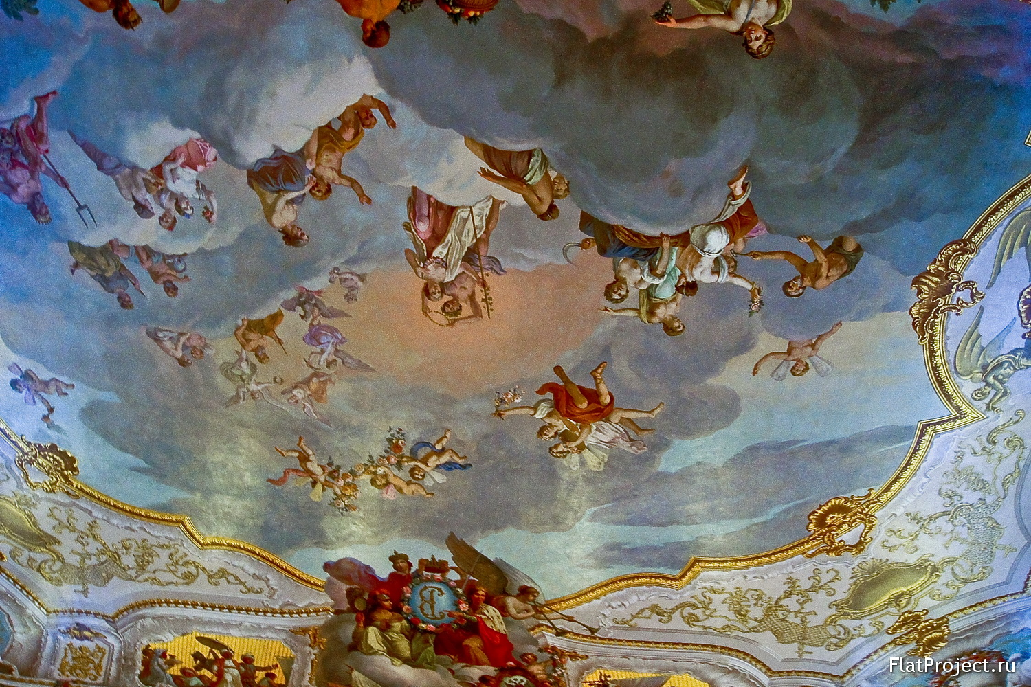 The Catherine Palace interiors – photo 274