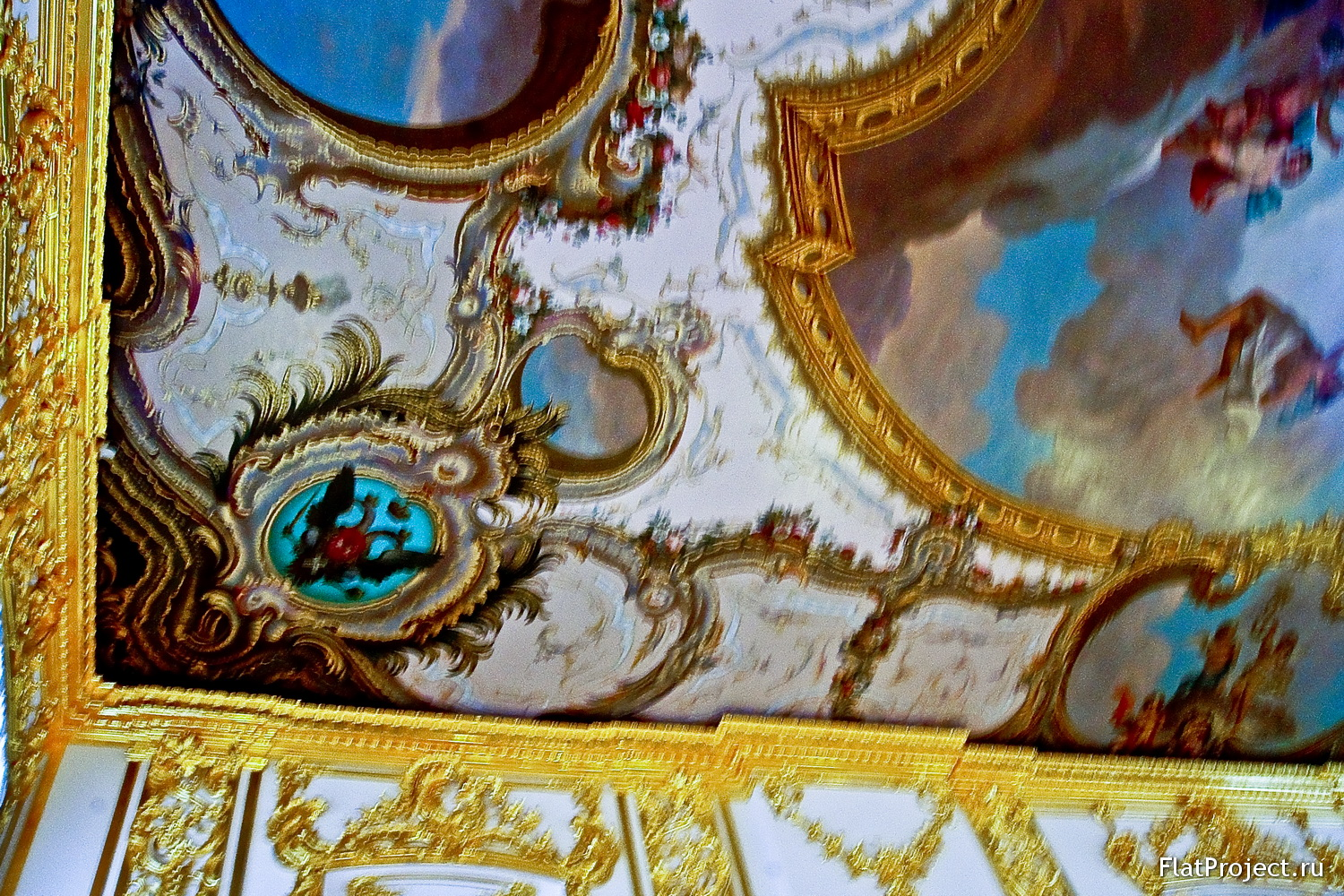The Catherine Palace interiors – photo 250