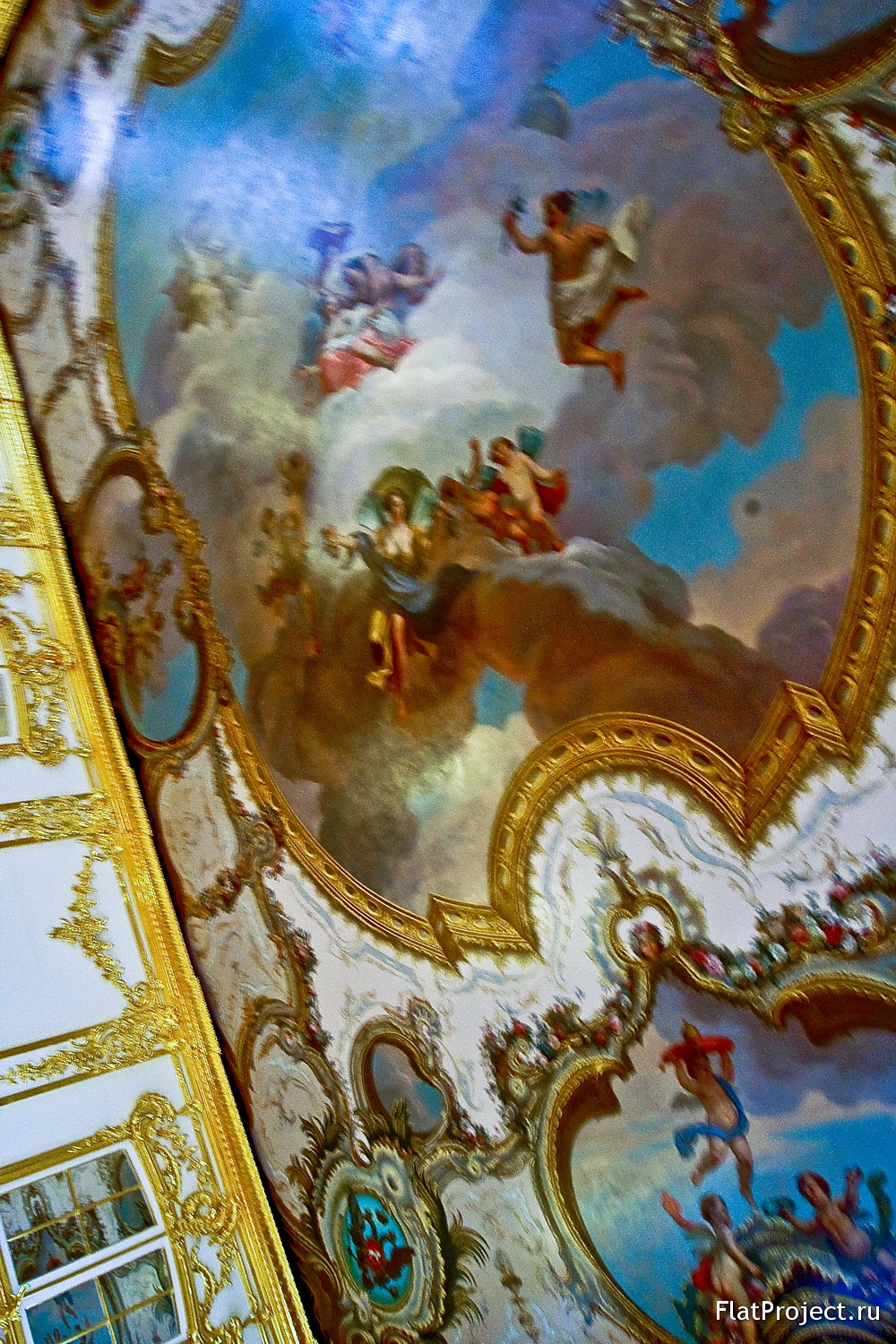 The Catherine Palace interiors – photo 280