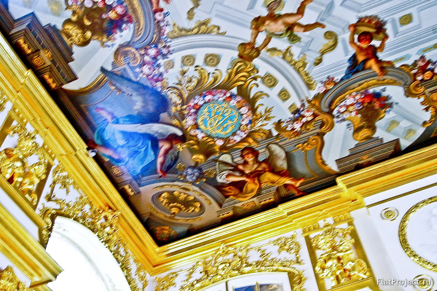 The Catherine Palace interiors – photo 247