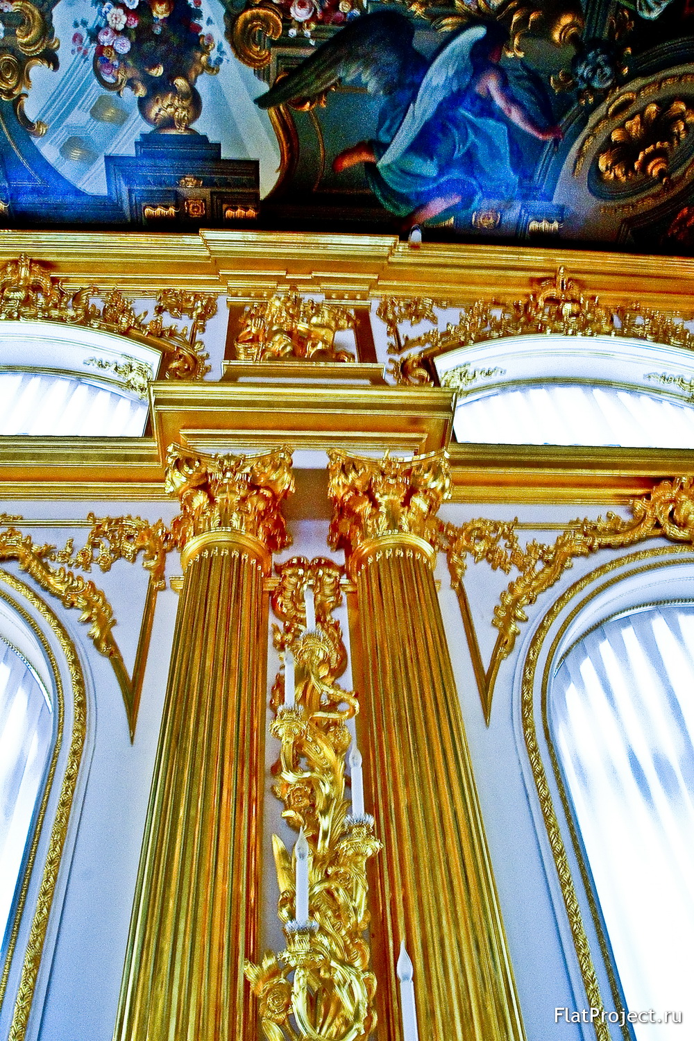 The Catherine Palace interiors – photo 257