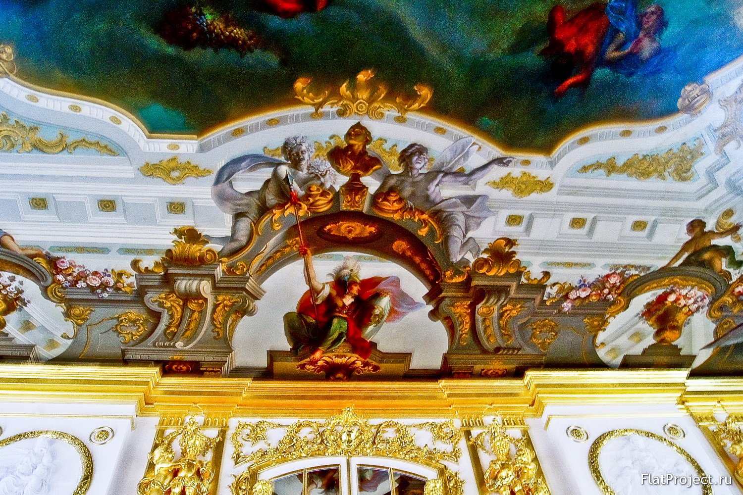The Catherine Palace interiors – photo 294