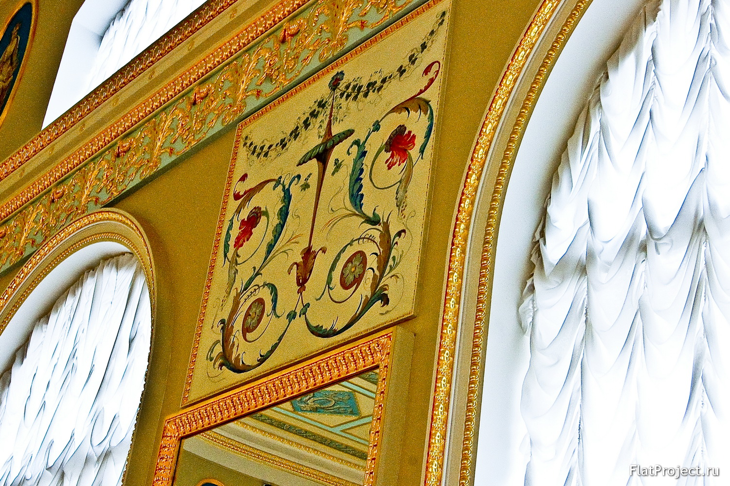 The Catherine Palace interiors – photo 227