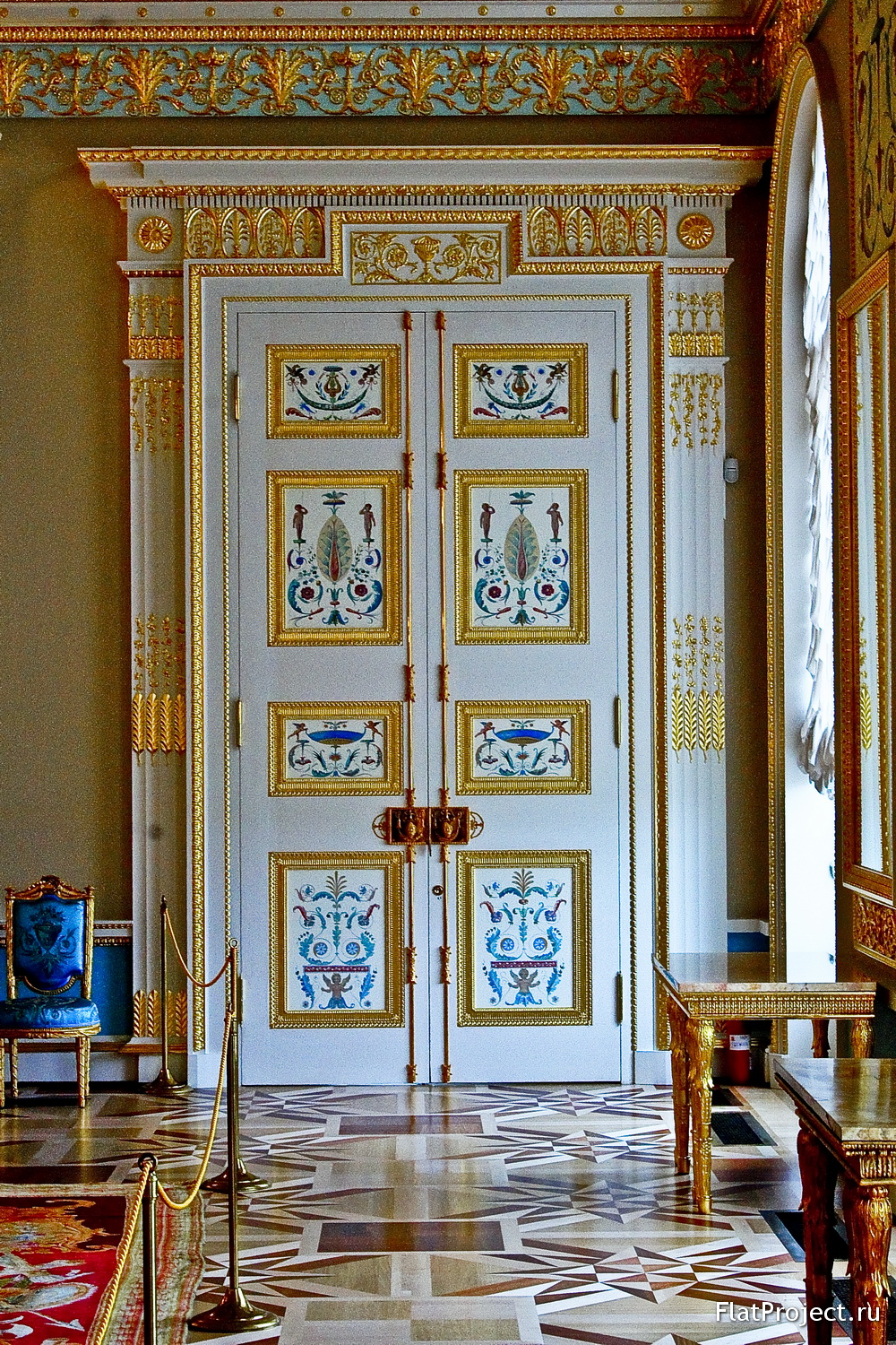 The Catherine Palace interiors – photo 212