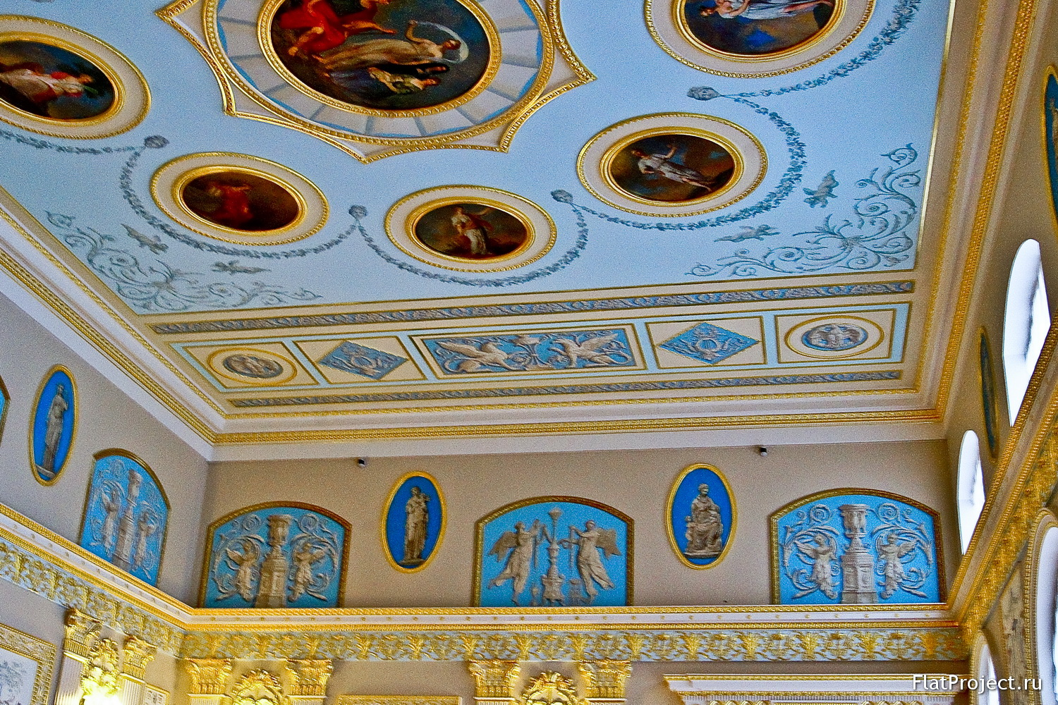 The Catherine Palace interiors – photo 222