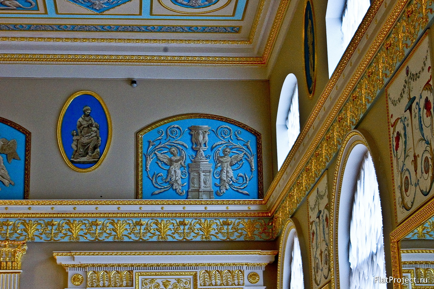 The Catherine Palace interiors – photo 220