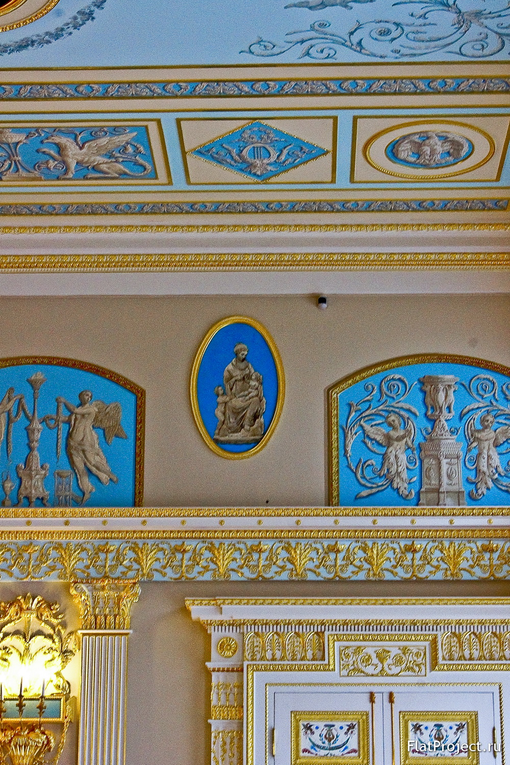 The Catherine Palace interiors – photo 214