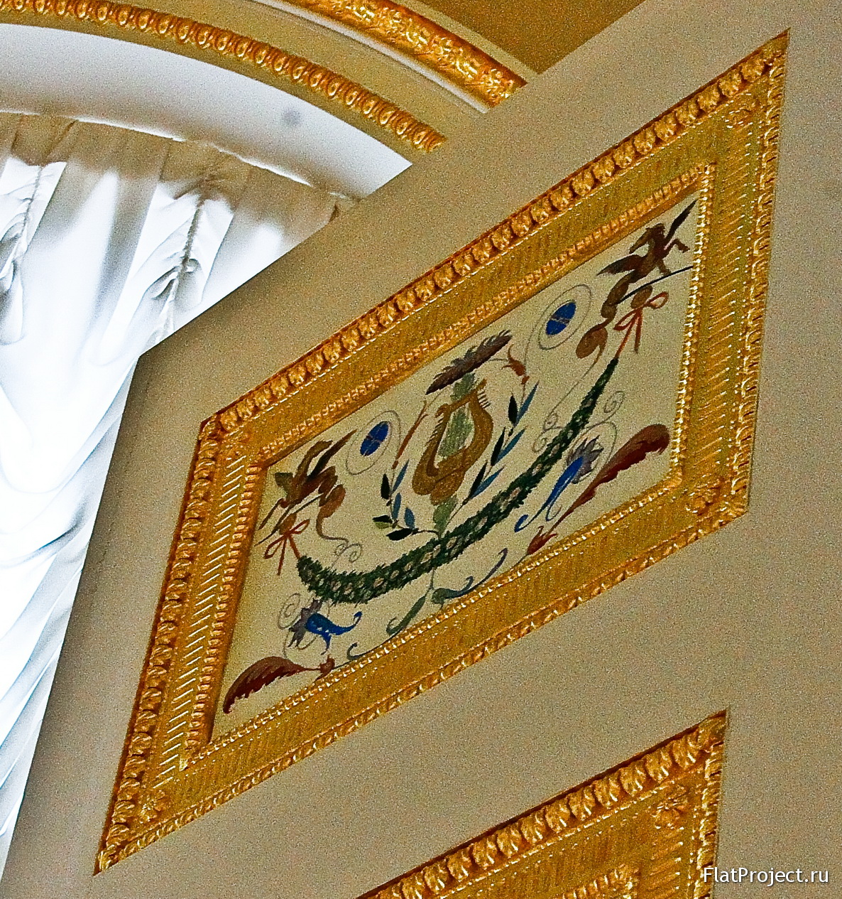 The Catherine Palace interiors – photo 215