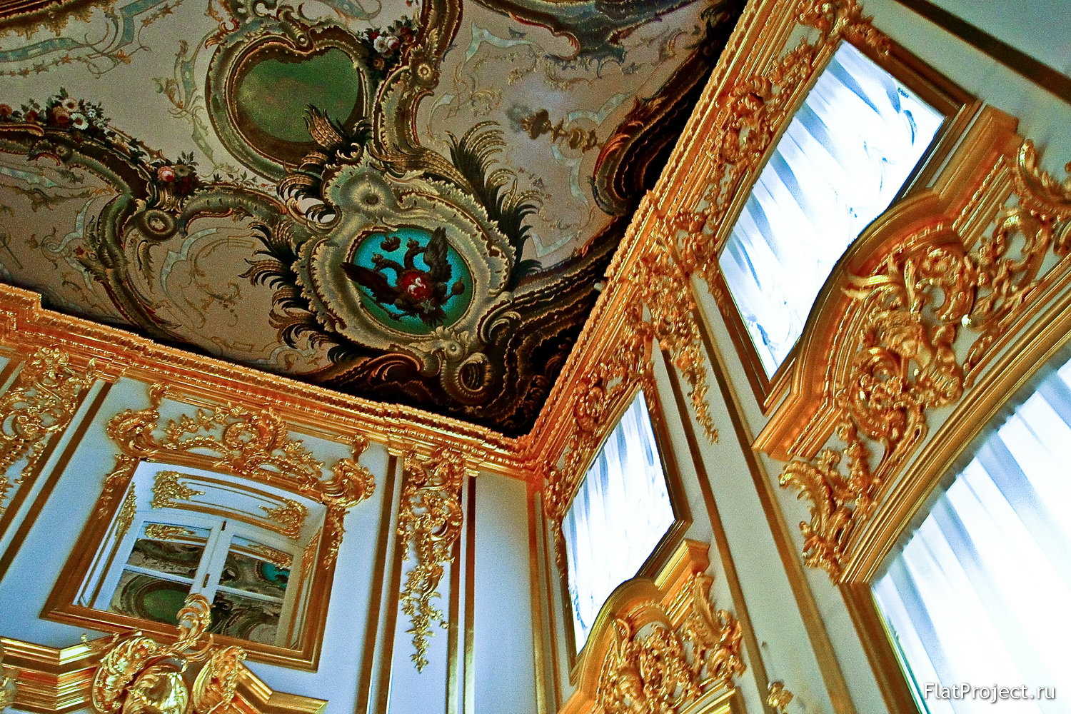 The Catherine Palace interiors – photo 253
