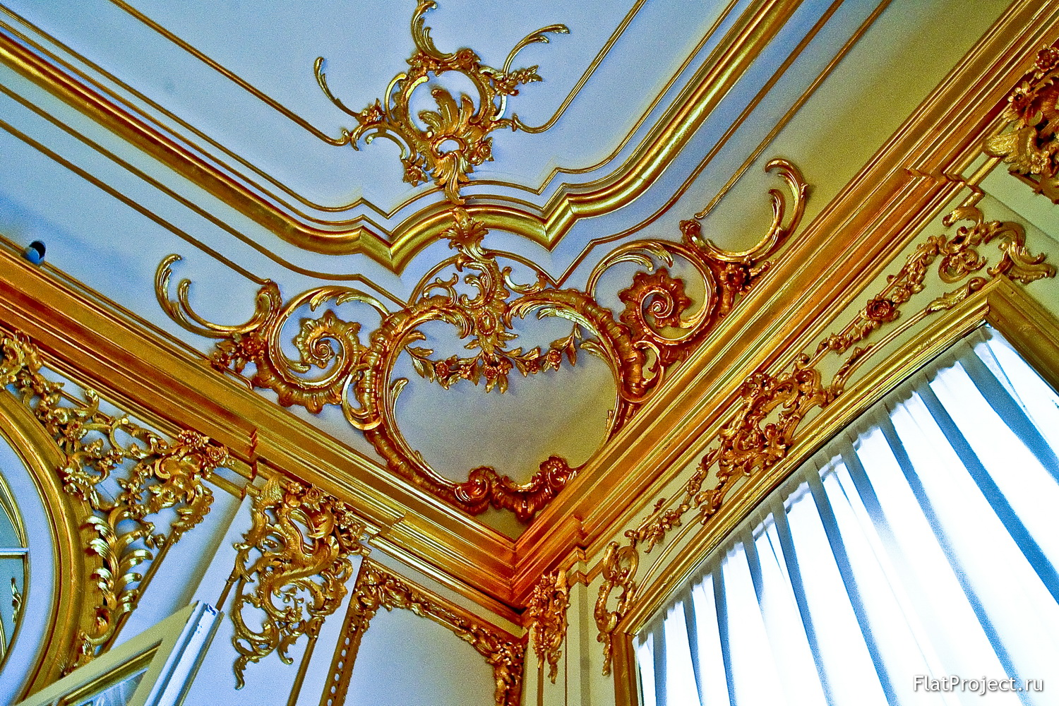 The Catherine Palace interiors – photo 204
