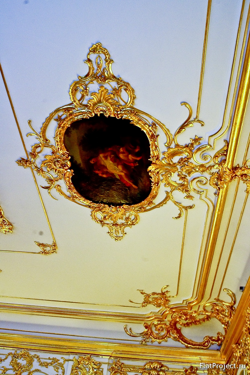 The Catherine Palace interiors – photo 208