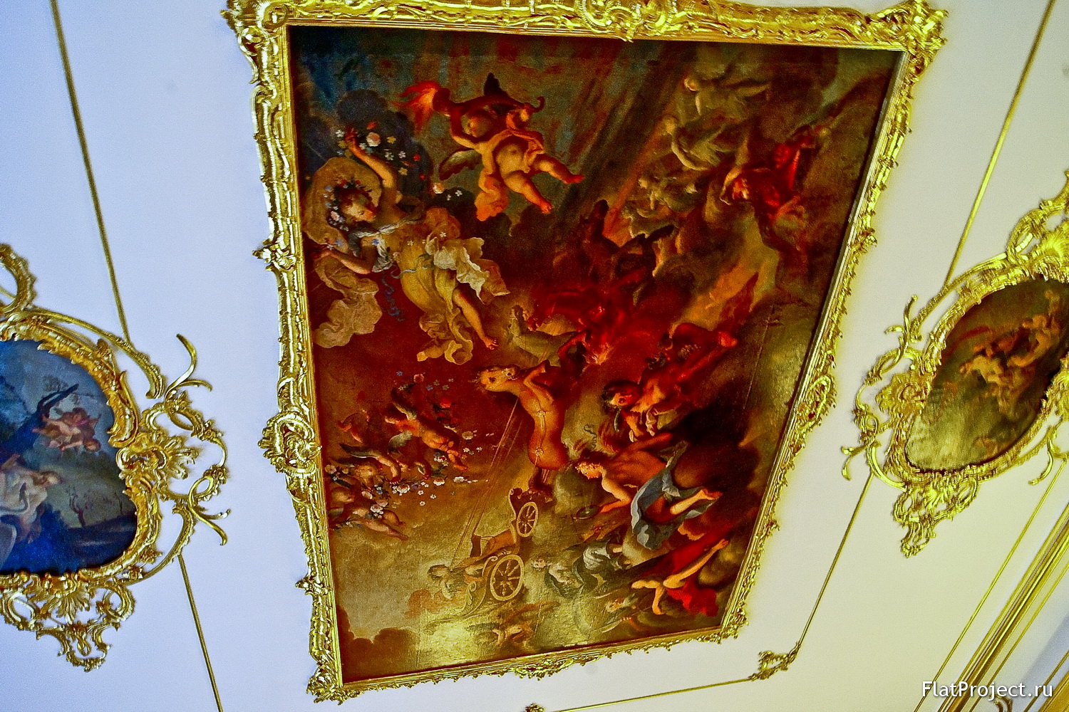 The Catherine Palace interiors – photo 210
