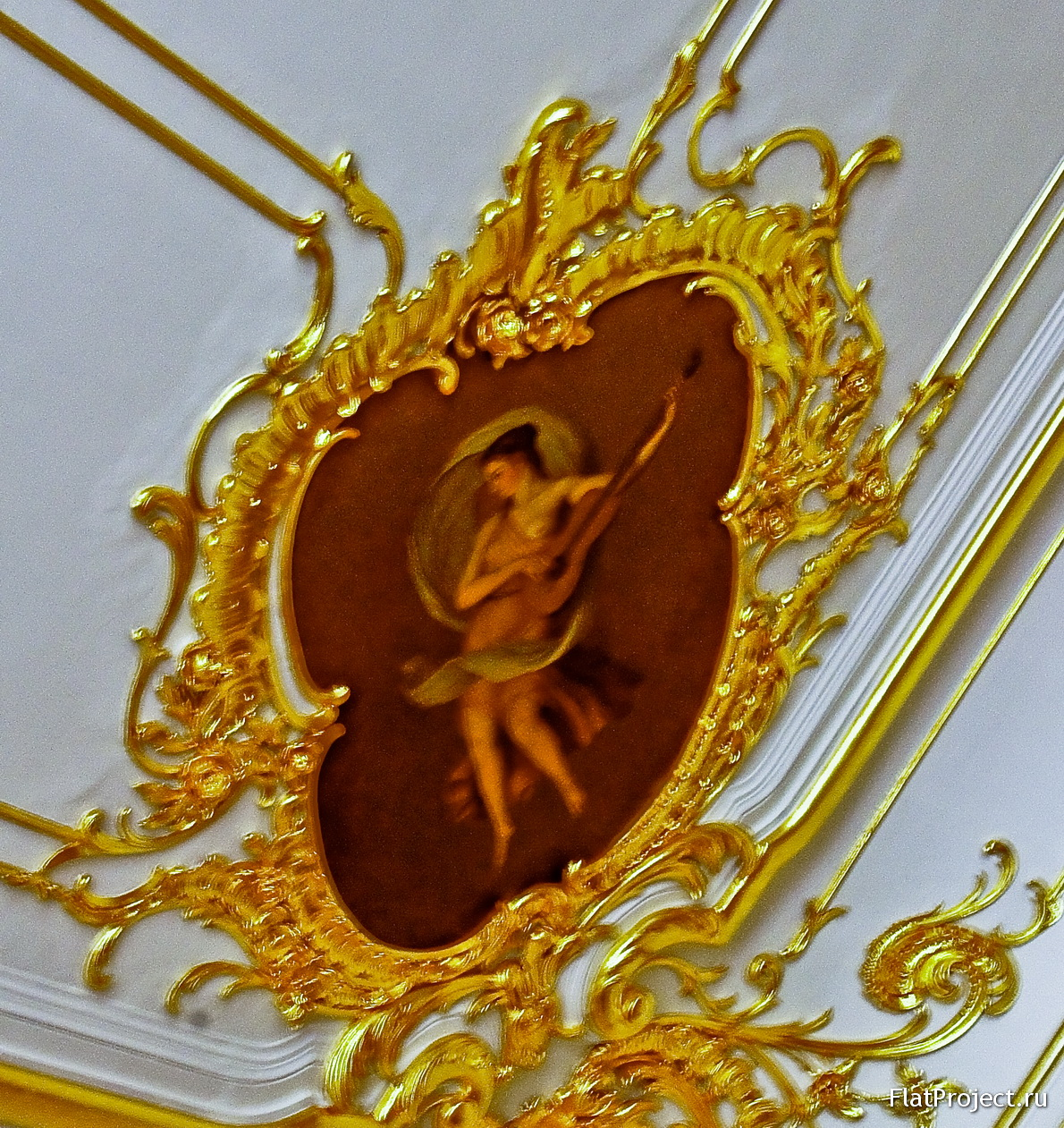 The Catherine Palace interiors – photo 181