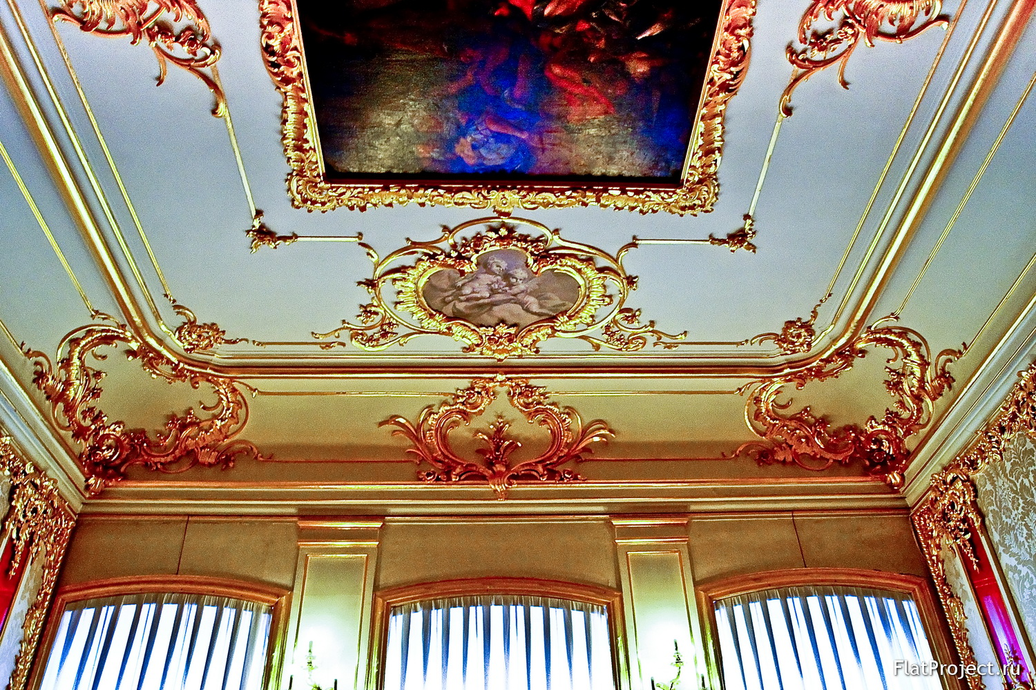The Catherine Palace interiors – photo 178