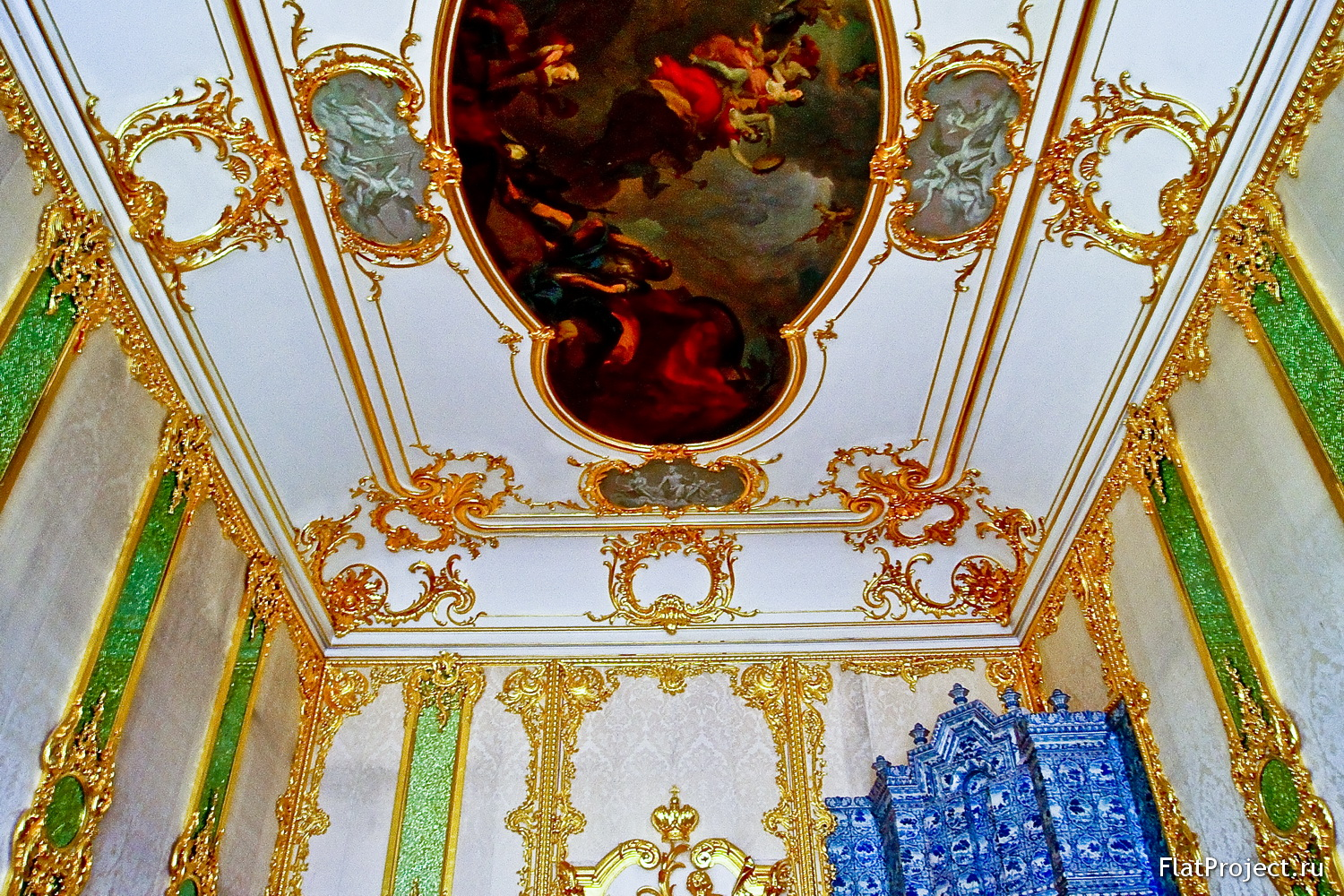 The Catherine Palace interiors – photo 162