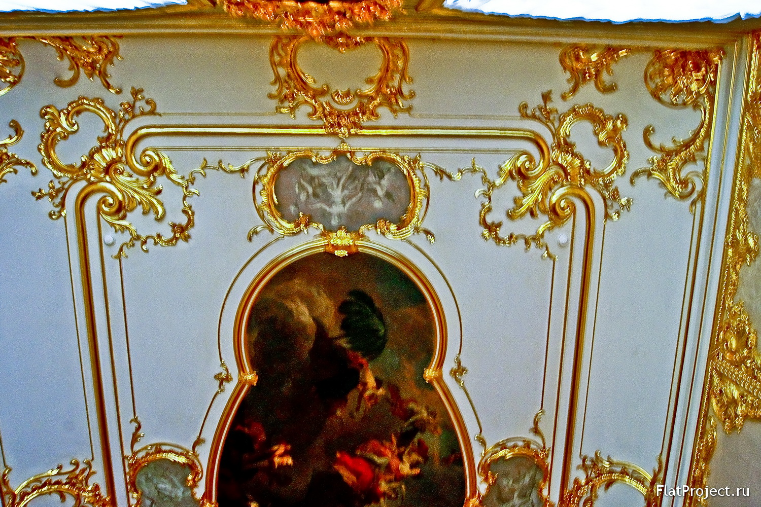 The Catherine Palace interiors – photo 163