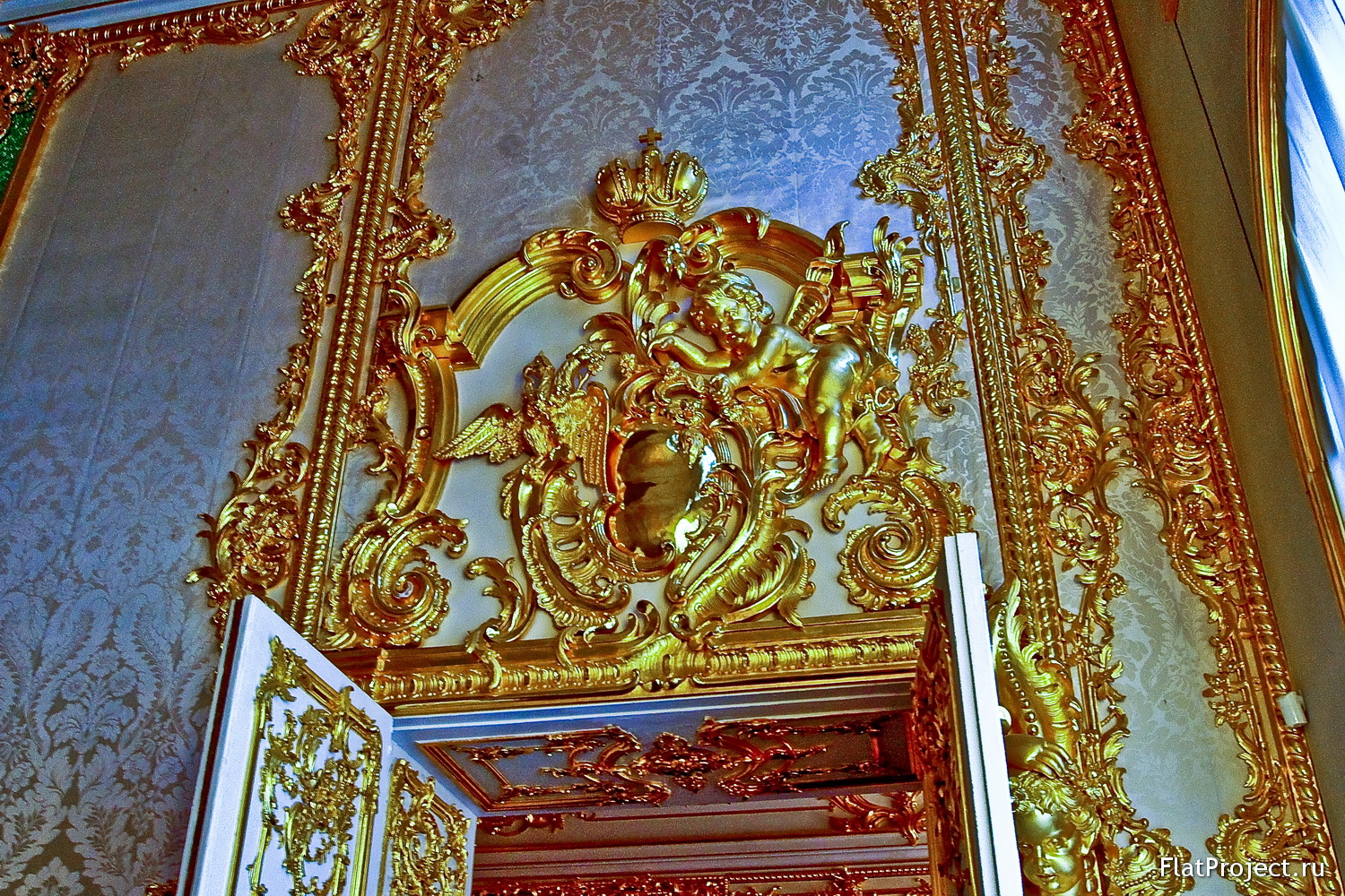 The Catherine Palace interiors – photo 167
