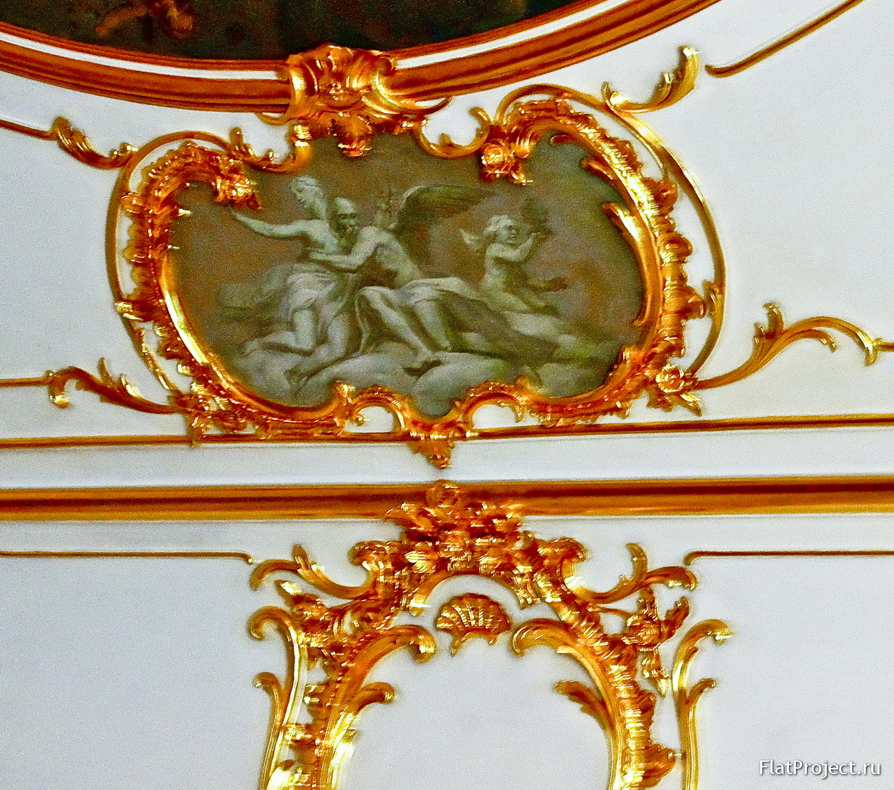 The Catherine Palace interiors – photo 170