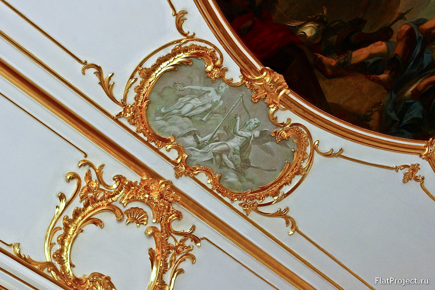 The Catherine Palace interiors – photo 171