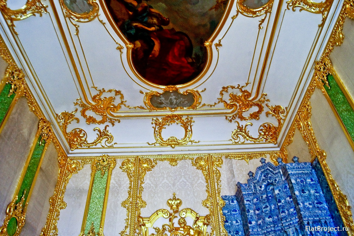 The Catherine Palace interiors – photo 172