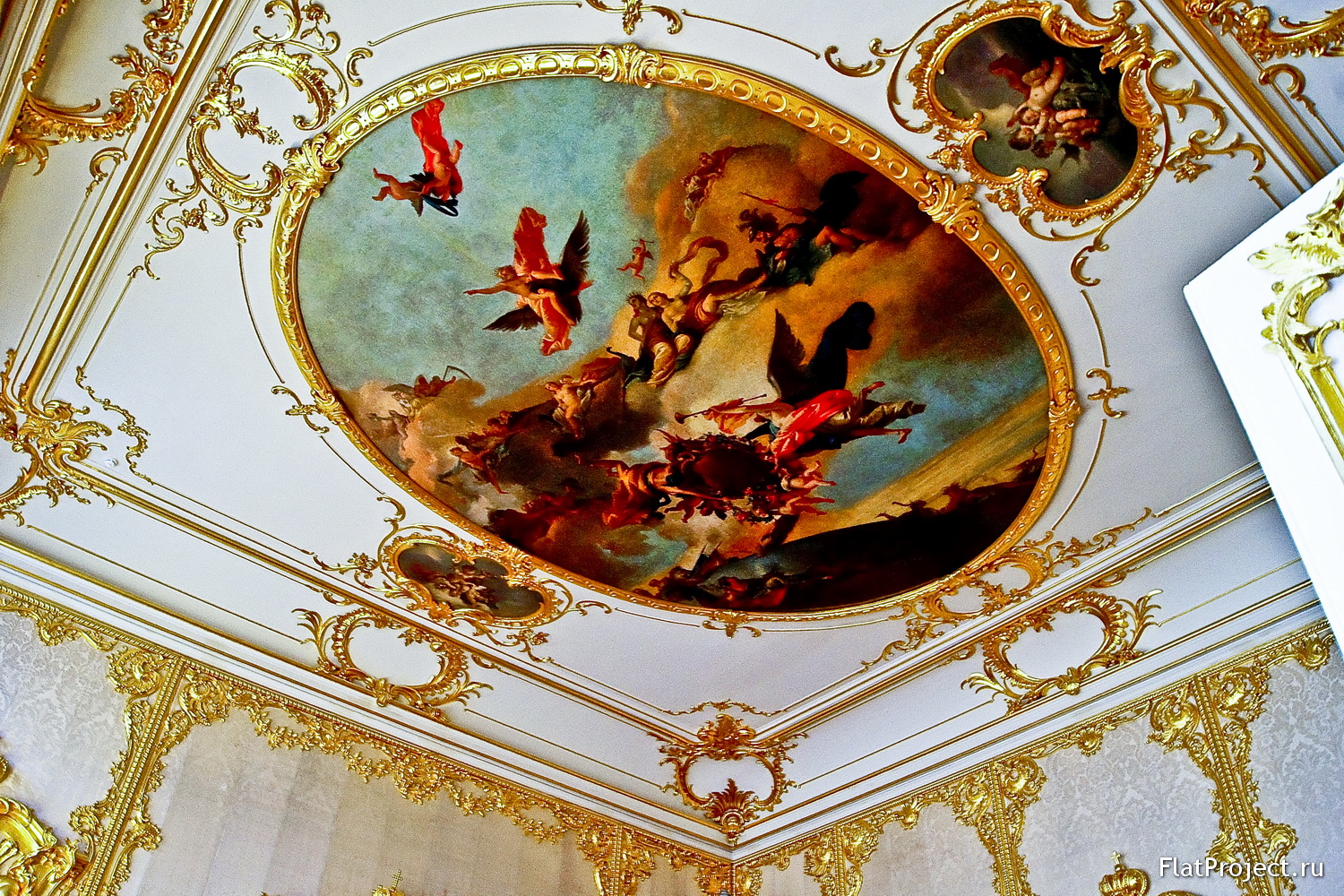 The Catherine Palace interiors – photo 159