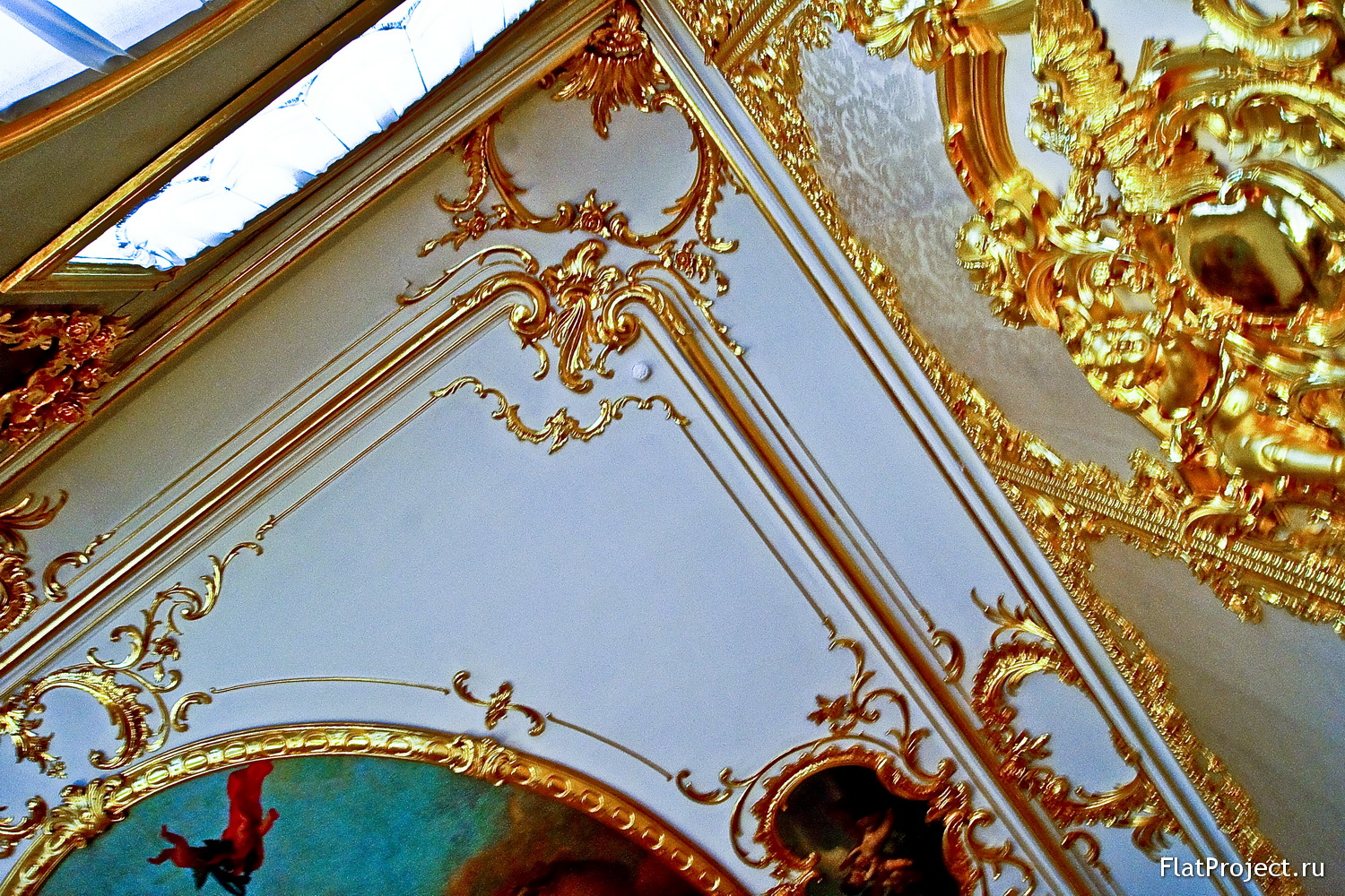 The Catherine Palace interiors – photo 155