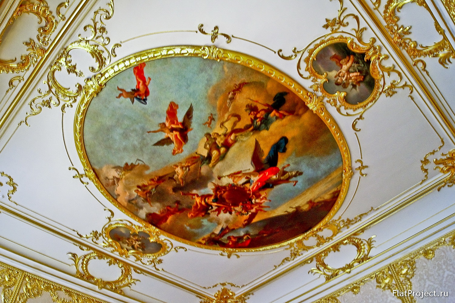 The Catherine Palace interiors – photo 160