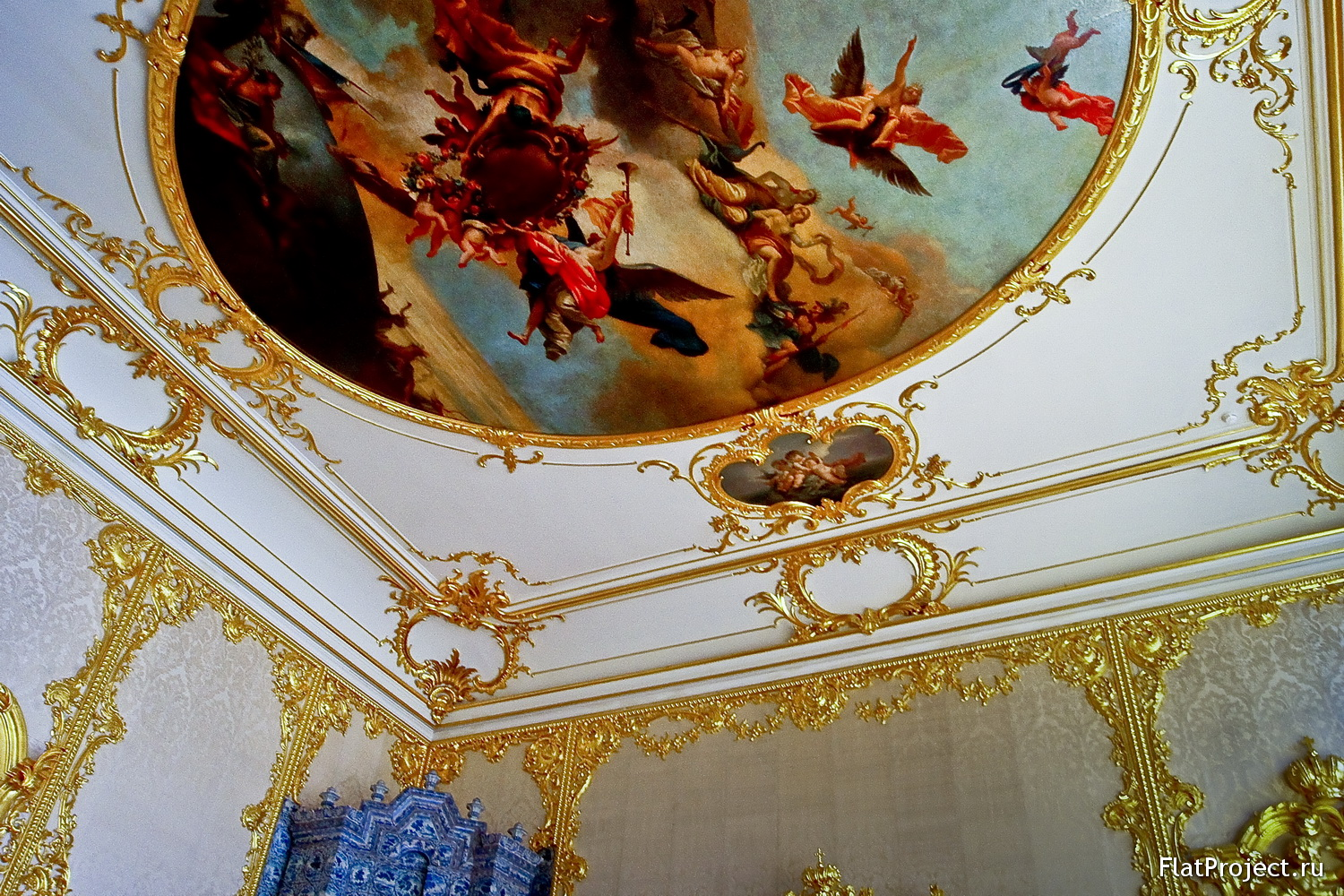 The Catherine Palace interiors – photo 152