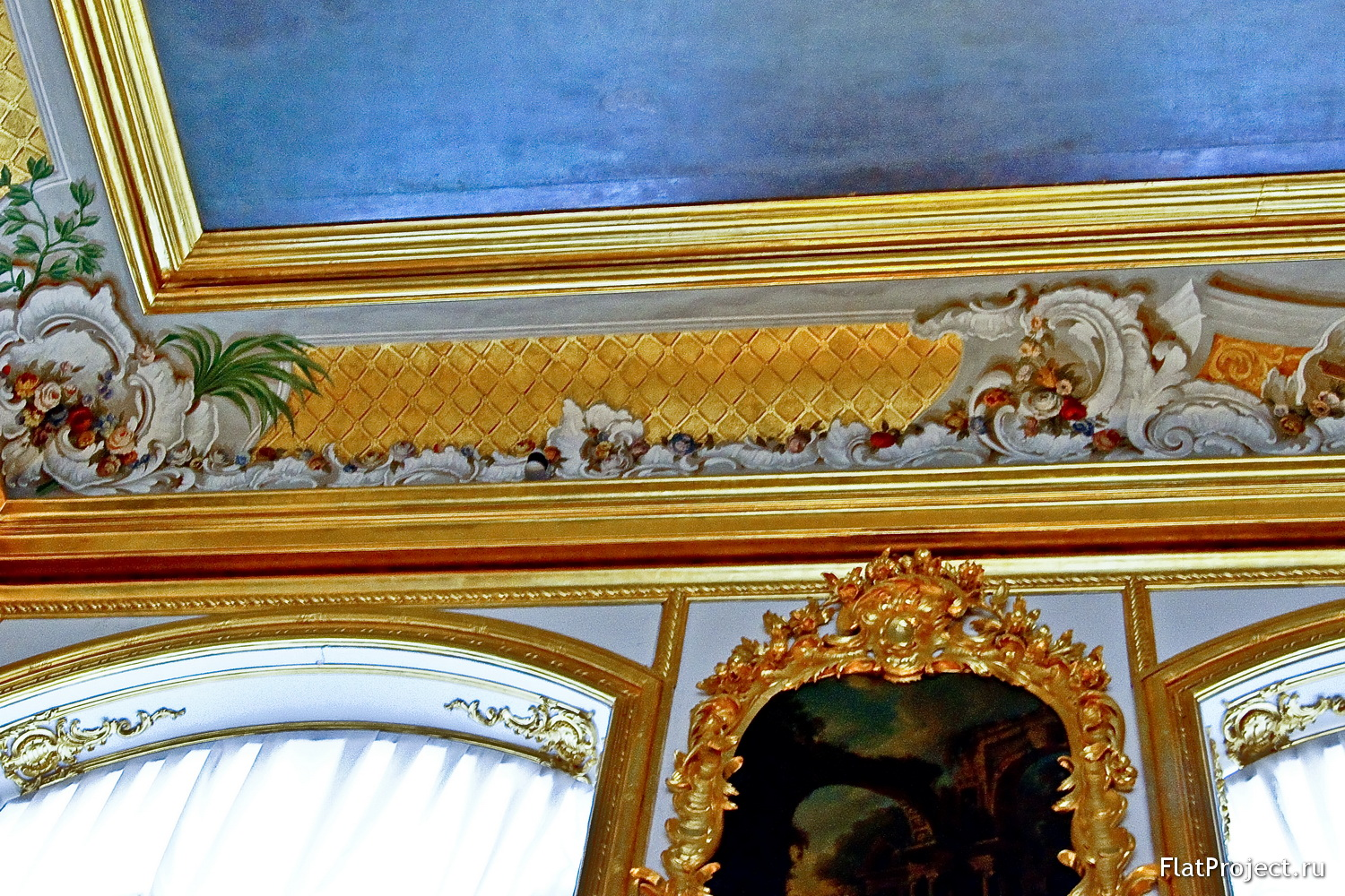 The Catherine Palace interiors – photo 132