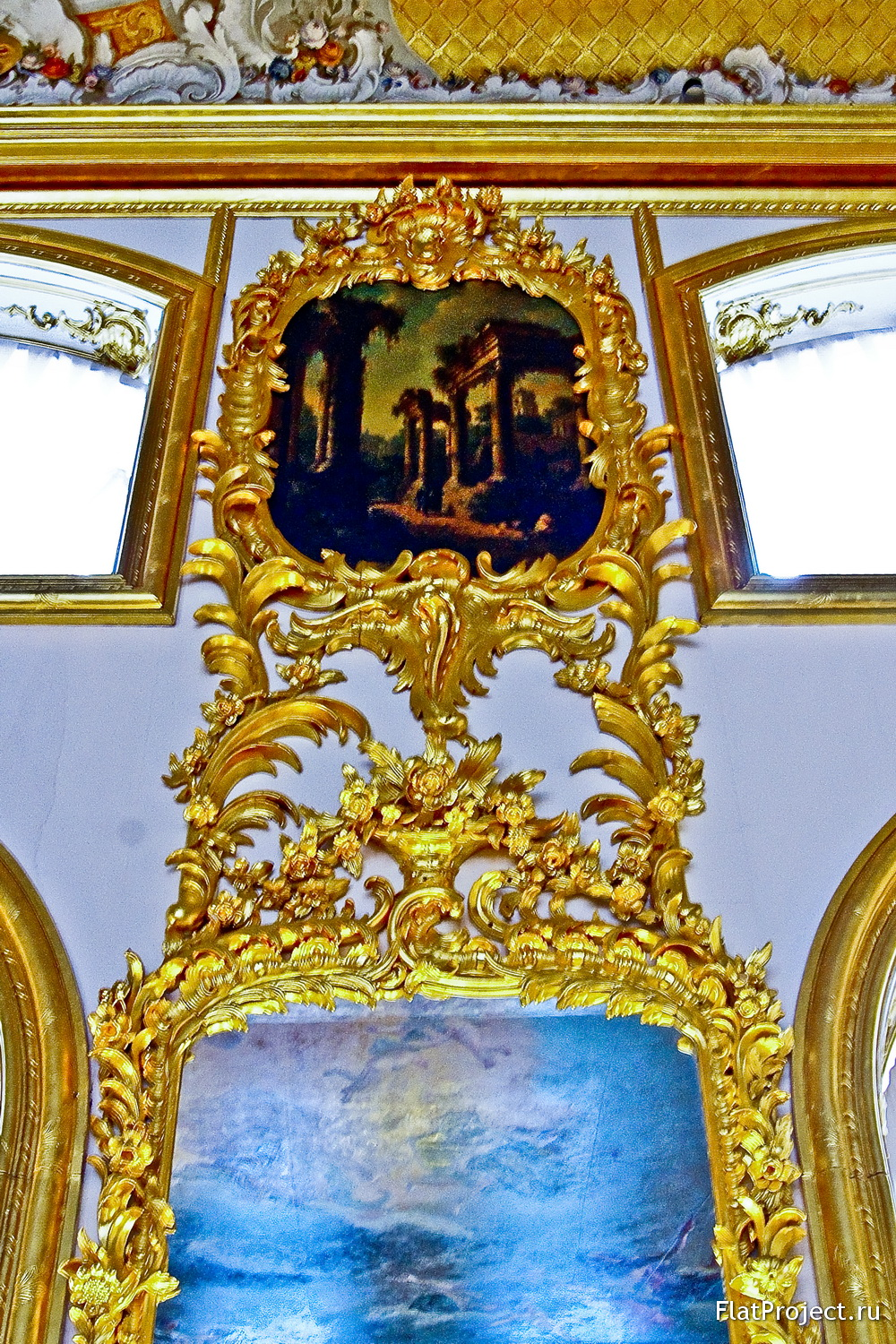 The Catherine Palace interiors – photo 143