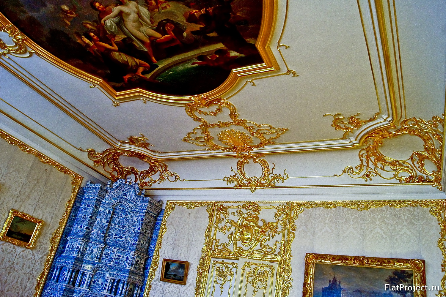 The Catherine Palace interiors – photo 128