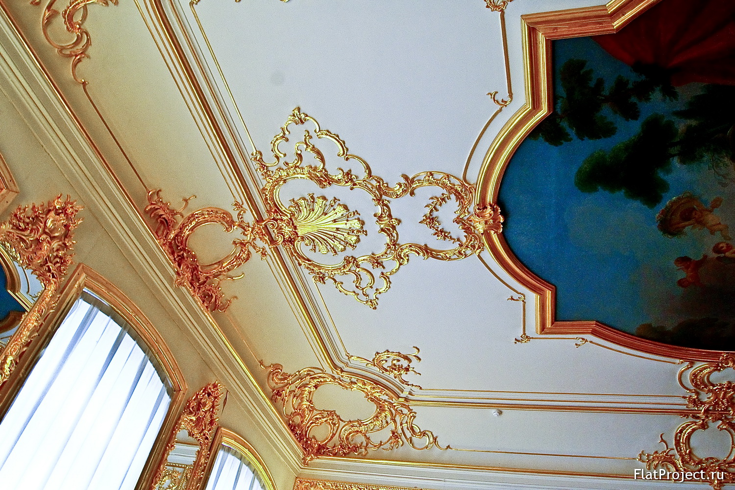 The Catherine Palace interiors – photo 129