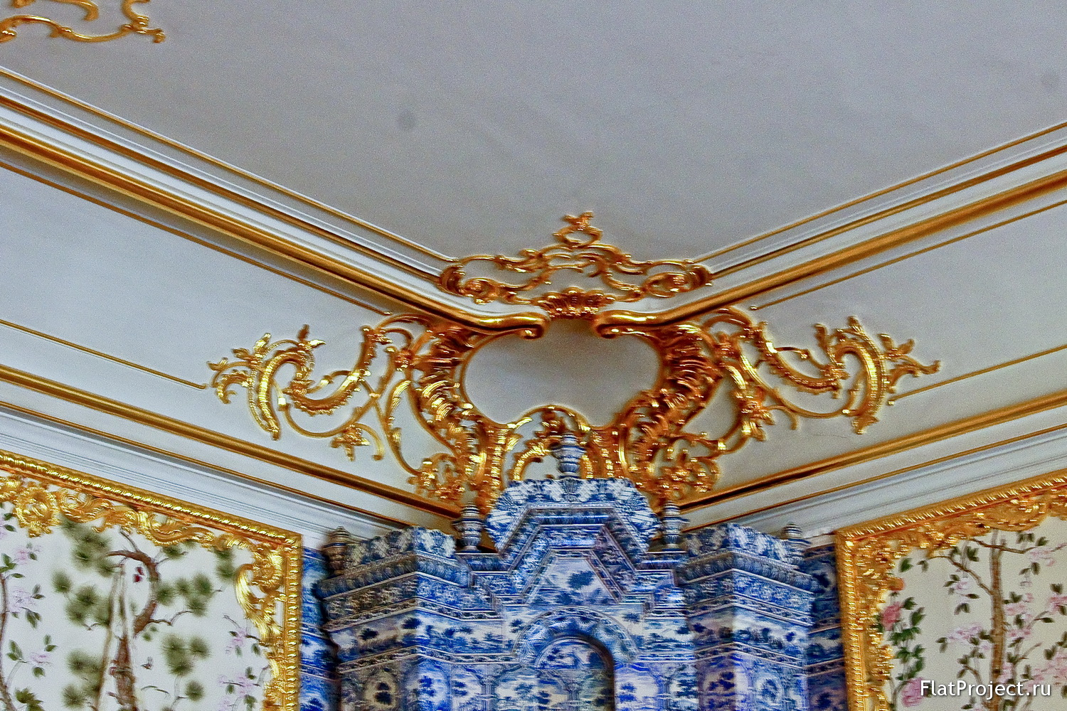 The Catherine Palace interiors – photo 117