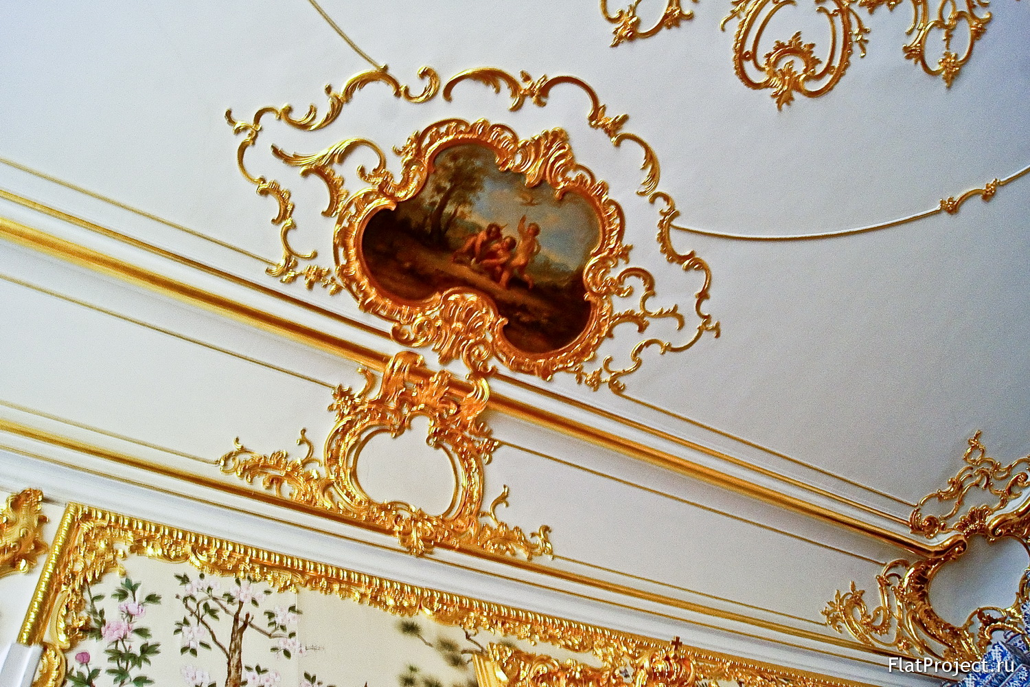 The Catherine Palace interiors – photo 116