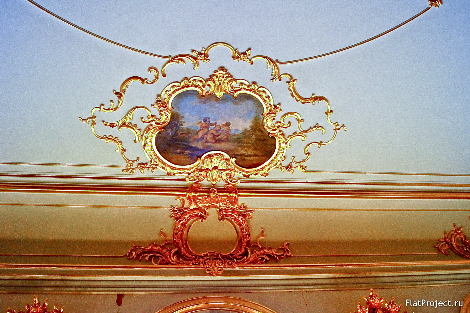 The Catherine Palace interiors – photo 109
