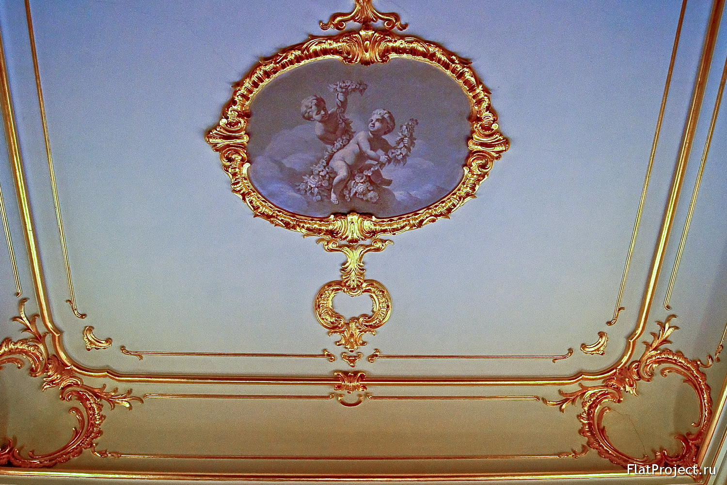 The Catherine Palace interiors – photo 104